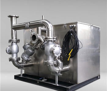JYPW双泵内置污水提升设备