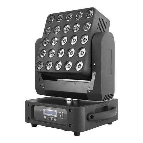 产品名称:MJ-A069B 25头无极矩阵灯