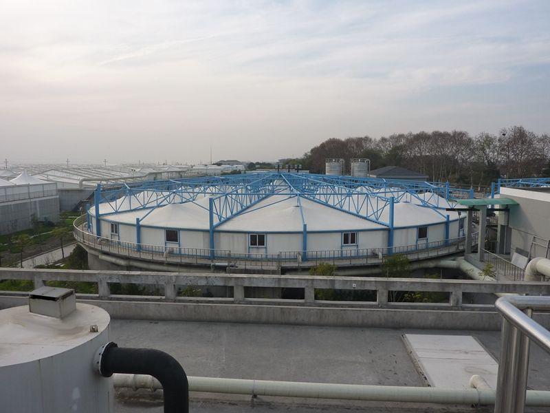 影响污水池反吊膜质量的因素