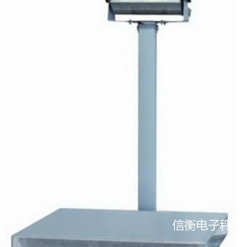 朗科电子台秤 LP7610冲压型电子台秤
