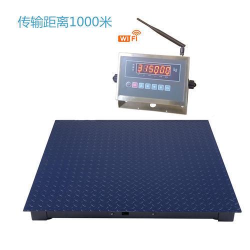 无线电子地磅wifi传输地磅秤1-3吨