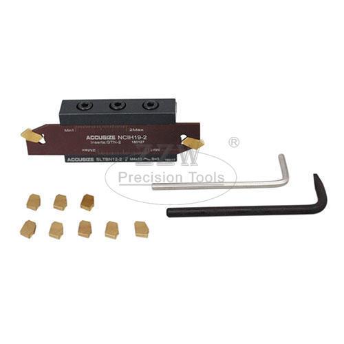 Self-Lock Carbide Cut-Off Tools Set