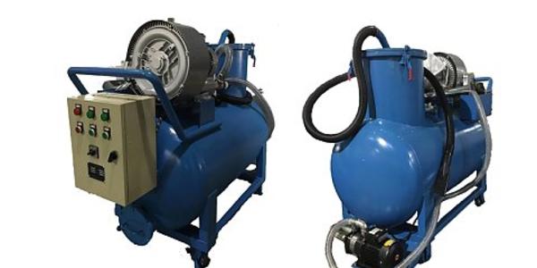 QT-200A液槽清理机