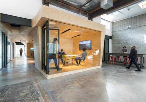 現代簡約 2400平 辦公室裝潢