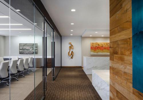 現代時尚 800平 辦公室裝修
