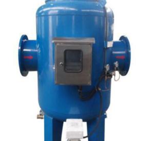 电动刷式T型自清洗过滤器