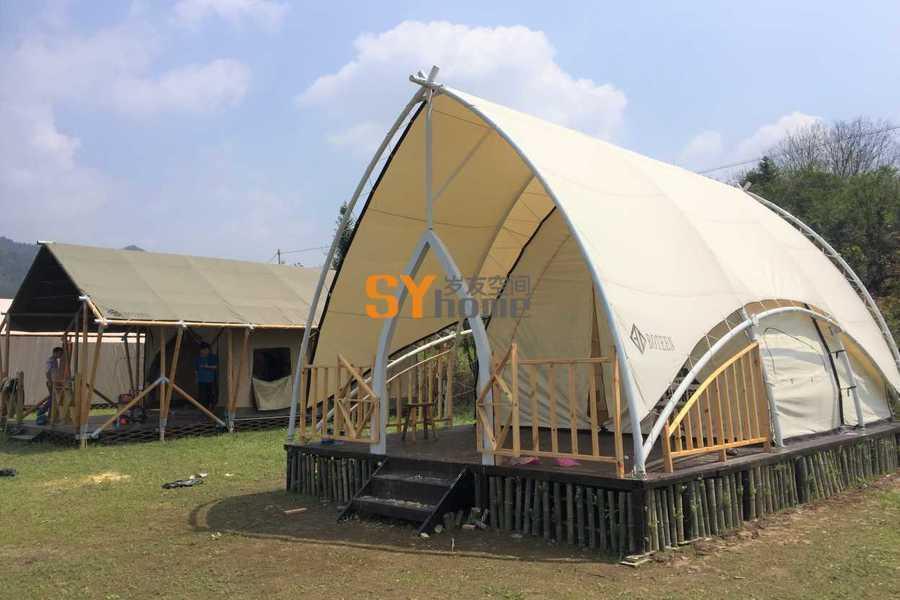 轻奢帐篷酒店C-300
