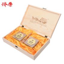 濟康新疆黑蜂蜂巢蜜 高海拔 高原 天然野生百花蜜源 鈺蜜金磚系列蜂蜜 大氣禮盒裝送人