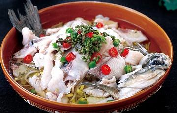 水煮鱼英文怎么说