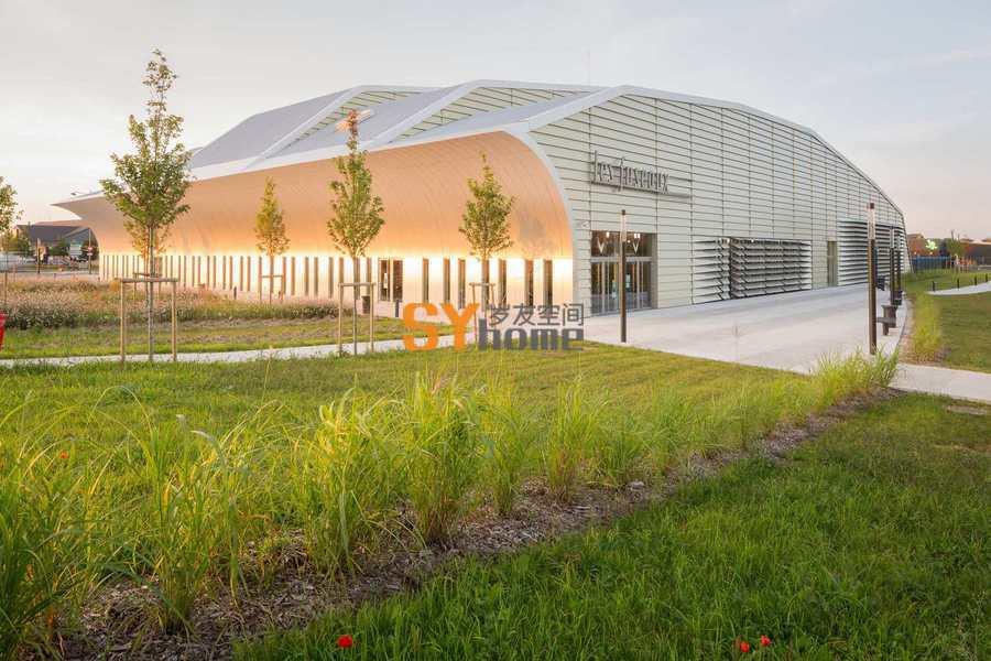 Les Fuseaux文化中心