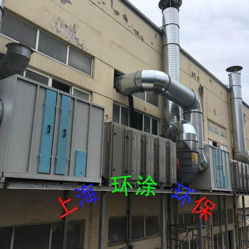 光氧+活性炭吸附廢氣處理設備