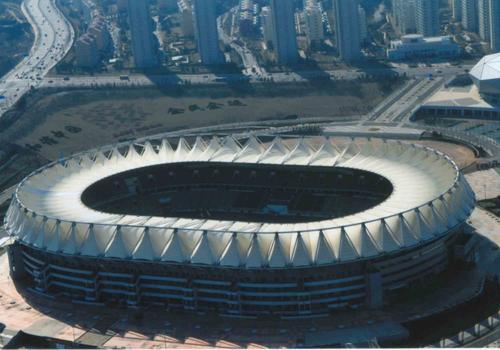 PTFE建筑膜材 广泛应用于体育场馆的屋顶材料