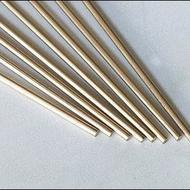 铜基铜合金焊丝 直条