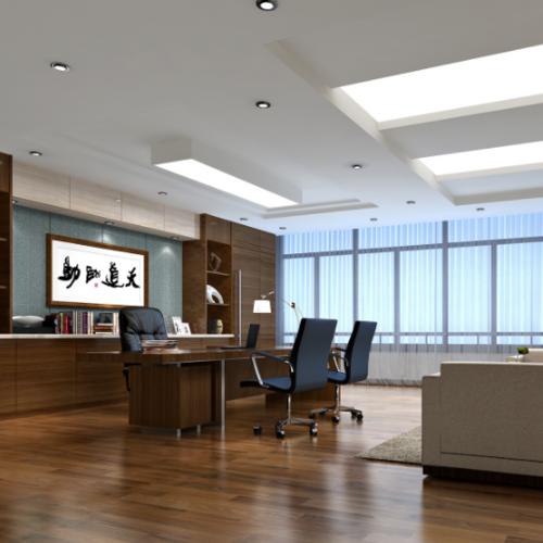如何控制办公室装修设计预算成本?教你低成本、高端装修装修方案