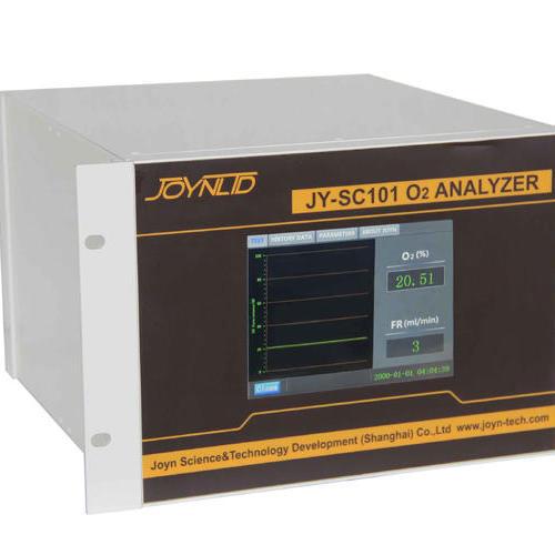 JY-SC101在线顺磁氧分析仪