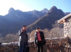 李也文旅团队圆满完成第一次云丘山景区考察