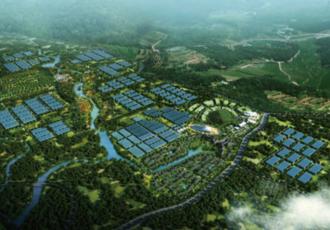 海南陵水现代农业园