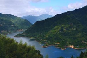 浙江丽水千峡湖旅游度假区