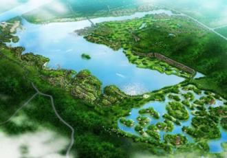 湖南洋沙湖国际旅游度假区