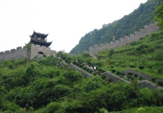 湖南凤凰黄丝桥古城