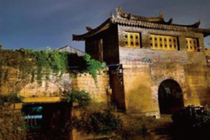 浙江温州永昌堡景区