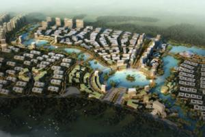 海南八门湾养生旅游度假区