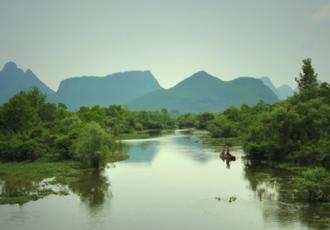 广西桂林会仙国际旅游度假区