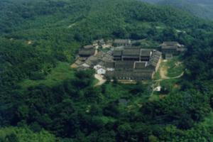 江苏宝华山国家森林公园
