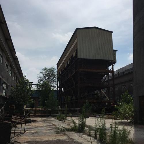 电子厂拆除