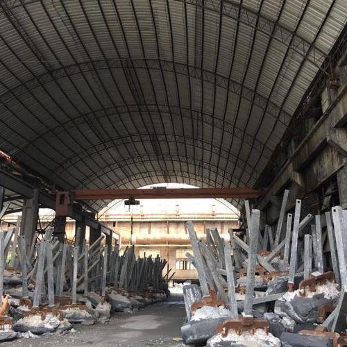 化肥厂拆除