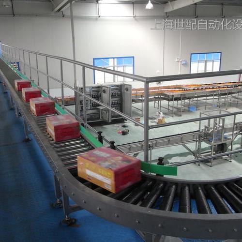 辊道输送线、滚筒输送机厂家-上海世配自动化