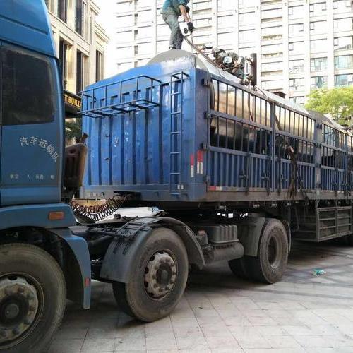 二手工业设备回收案例