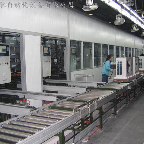 滚筒输送线、滚筒装配线-上海世配自动化