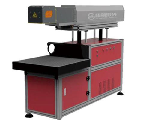 3D二氧化碳激光打标机
