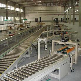 辊道输送机,滚筒输送机,辊道流水线—上海世配自动化