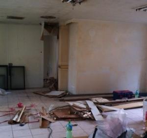 室内外装潢拆除案例