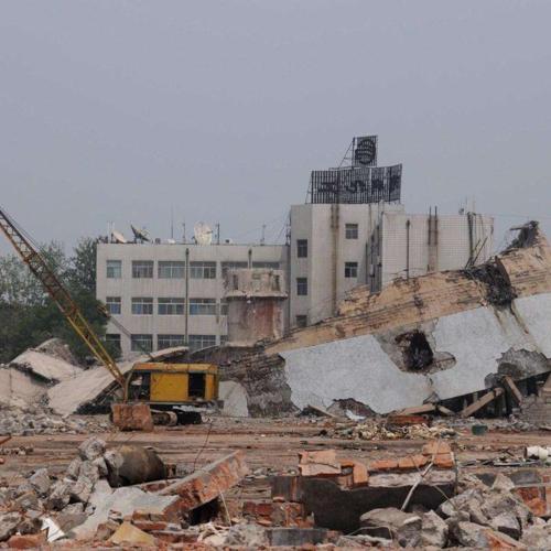 电子厂拆除案例