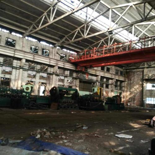 塑料厂拆除案例
