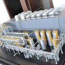 设备模型-淡水净化设备