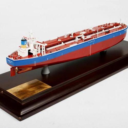 油管船礼品模型