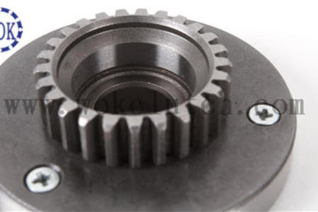 How to Clean One Way Bearing Clutch?