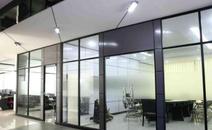 办公室防火玻璃隔断墙在施工中的常见问题