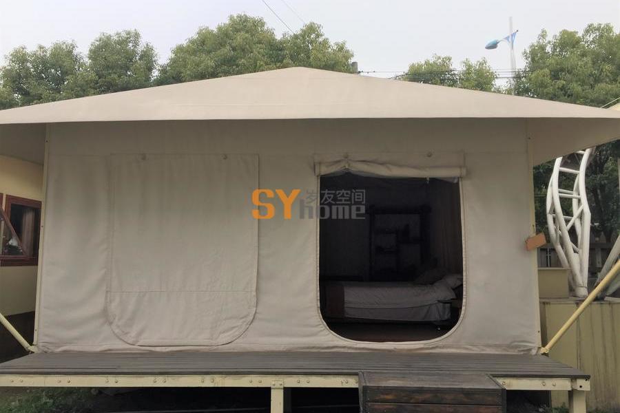 岁友帐篷-塔顶帐篷