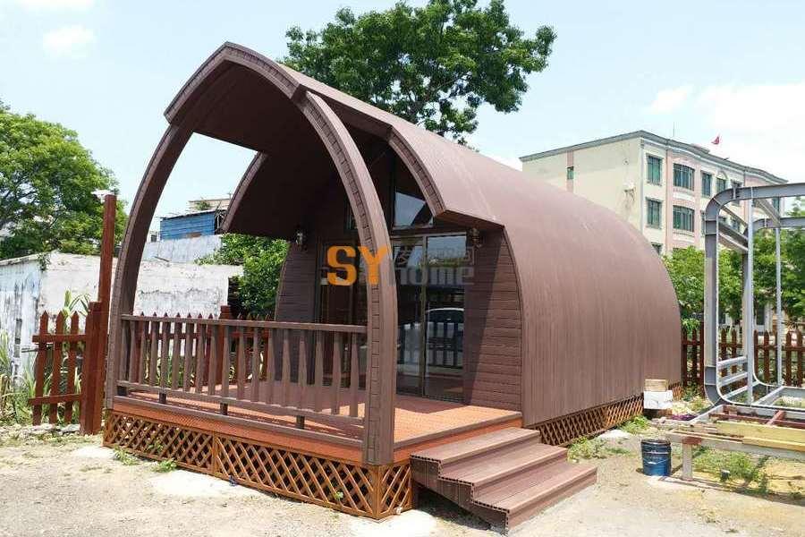 核桃小木屋、 一室户 农庄住宿 硬木结构