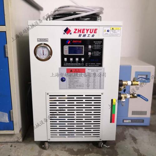 冷水机在实验仪器设备上的使用