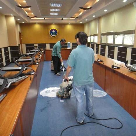 办公室、会议室地毯清洗
