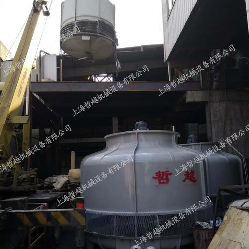 圆形冷却塔在纺织厂应用
