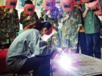 电工培训现场