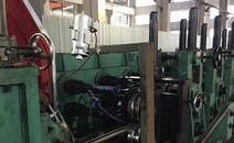某钢管厂特种钢管焊接应用现场