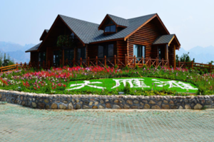 内蒙古大雁滩农业园